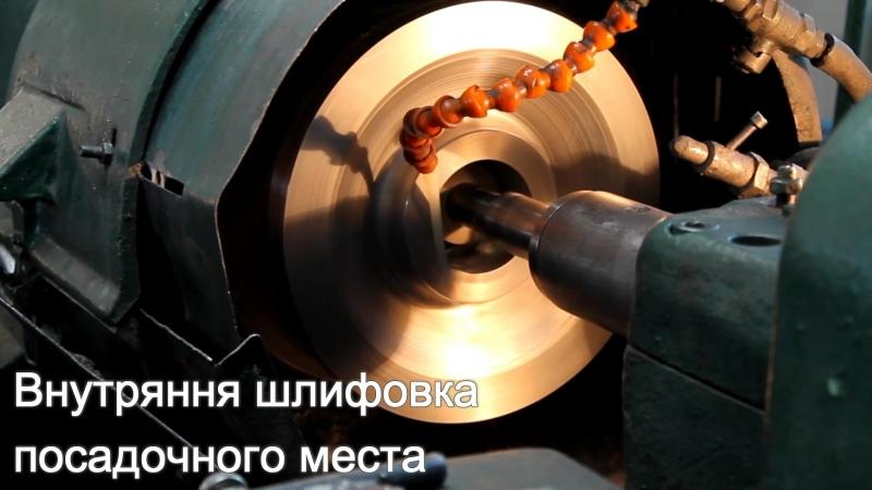 Шестерня коническая круглозубая ф292х80 m6 z33 Полуавтомат зуборезный 5С270П токарная долбёжная, шл1