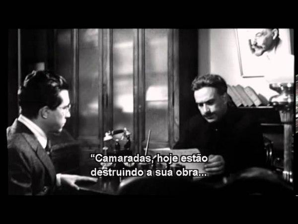 ANTONIO GRAMSCI os dias do cárcere Riccardo Cucciolla Um filme de Lino Del Fra