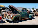 Junkyard Rescue! Saving a 1950 GMC Truck - Roadkill Ep. 31