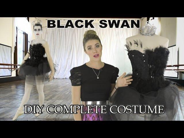 Black Swan DIY Costume