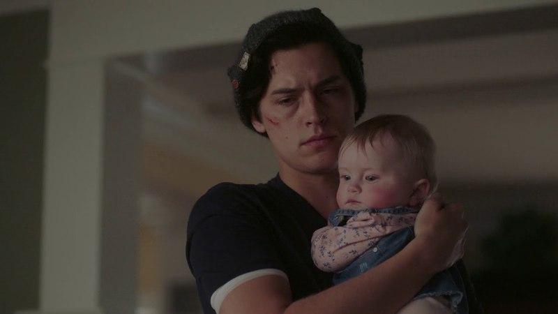 Приезд Полли с близнецами. Бетти волнуется за детей. Ривердейл 2 сезон 22 серия.