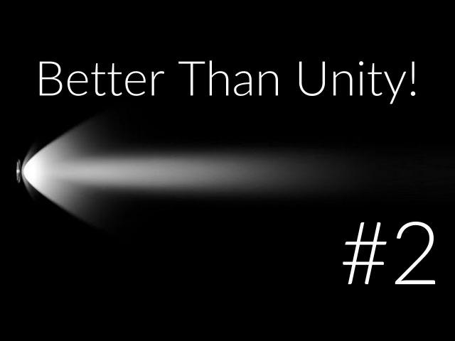 Better Than Unity. Аналоговый стик или джойстик в Godot Engine.