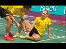 Chris ADCOCK Gabrielle ADCOCK vs Vladimir IVANOV Ashwini PONNAPPA Badminton 2018 Premier League