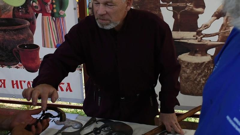 Кузнечный фестиваль Кубани 12 августа 2017 года