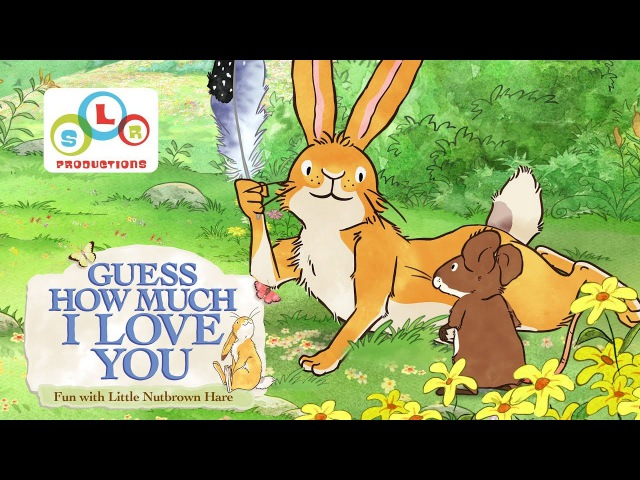 Guess How Much I Love You: BEDTIME STORY