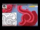 Прямой эфир 29 Сентября в 19 00ч Моск ПО ФРИФОРМУ Уроки Ирландского кружева Котельниковой Натальи