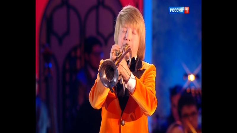 Евсевий Григоренко 10 лет, Москва. Синяя птица 10.12.2017