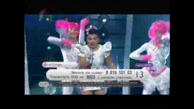 Детское Евровидение-2010 (Первый национальный, 21.11.2010) не до конца