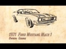 FantomWorks - Forg Mustang Mach1 1971