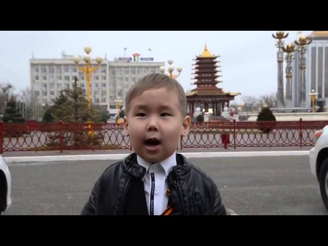 Пятилетний Саша «Крепись, Россиюшка, держись!»