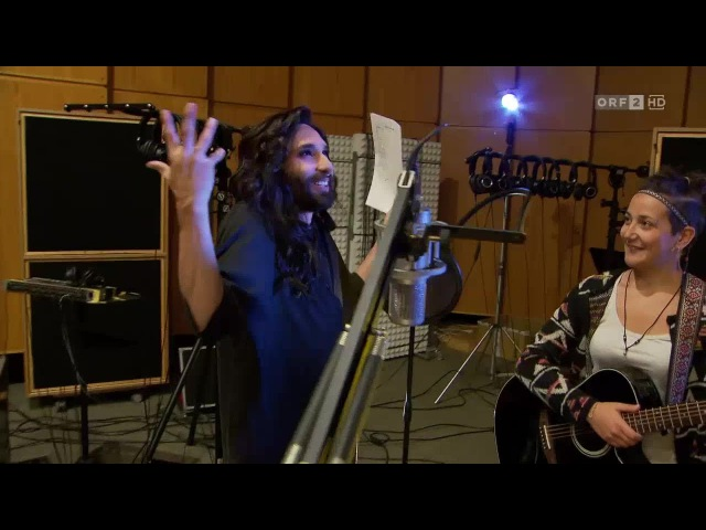 ORF New European Songbook Conchita and Basalt