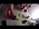 Замена аккумулятора пульта для Go Pro 3
