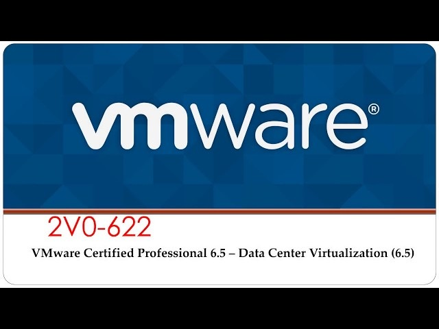 New VMware 2V0-622 Exam Dumps with Testified 2V0-622 Braindumps