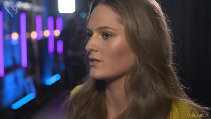 Team Will Knockouts Interview Paige Young Anna Willison Holt The Voice UK 2018