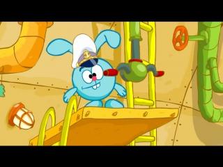 Смешарики лучшее - Все серии подряд - старые серии 2004 г. 1 сезон (Мультики для детей и взрослых)