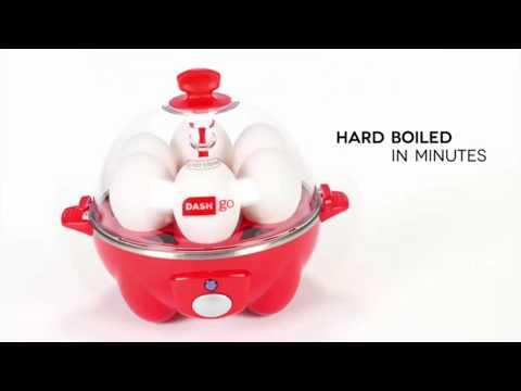 Dash Go Rapid Egg Cooker Instructional Video