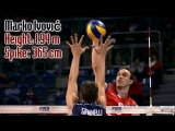 KINGS Of Vertical Jump - Marco Ivovic - Best Volleyball Moments