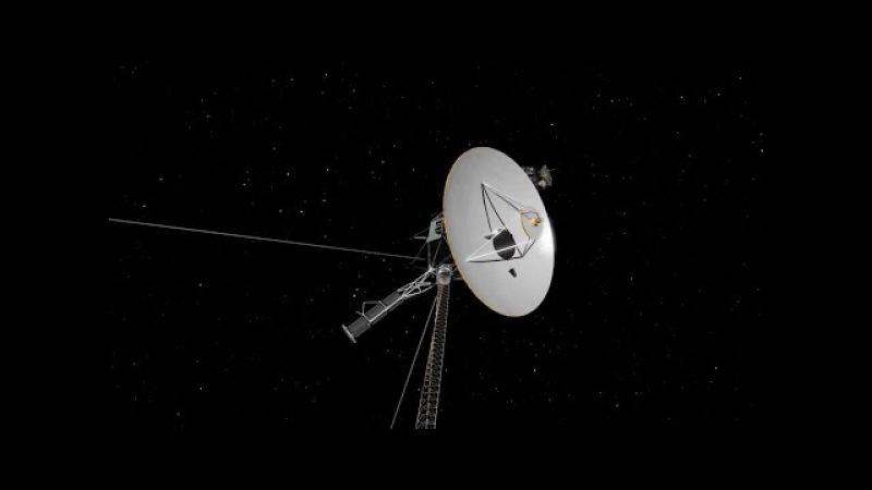 Первый. Открытия самого отдаленного космического аппарата «Вояджер-1»
