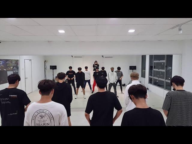 BRUTE cover BTS - Mic Drop DNA Dance Practice ver. @ 1119 Dance House in KL