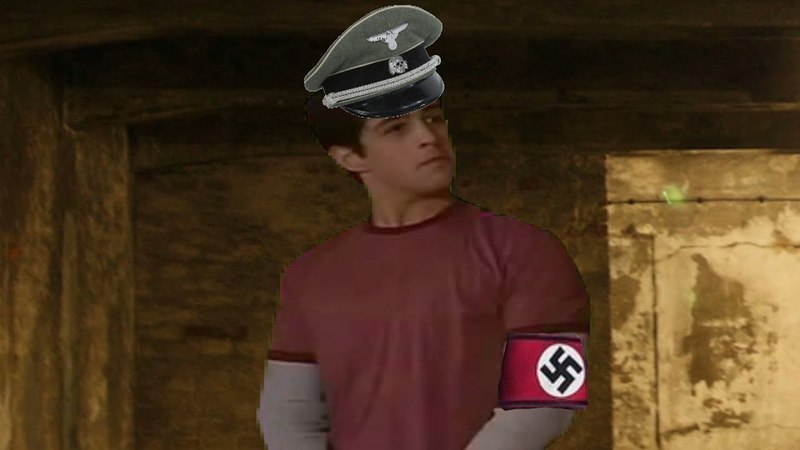 Drake and Josh in Auschwitz