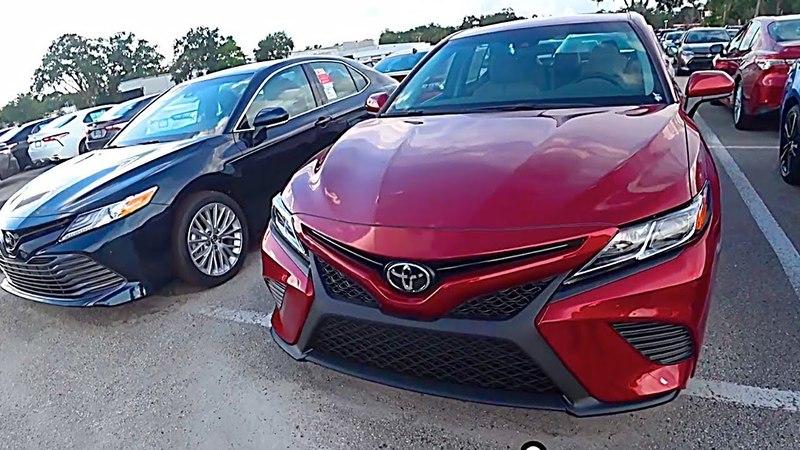 США | БЕРУ В КРЕДИТ НОВУЮ ТОЙОТУ КАМРИ 2018 | Toyota Camry