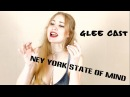 New York State Of Mind - Glee Cast Version Sonya JT live cover
