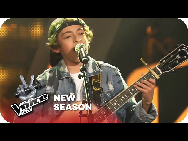 Sia - Bird Set Free (Benicio) | The Voice Kids 2018 | Blind Audition | SAT.1