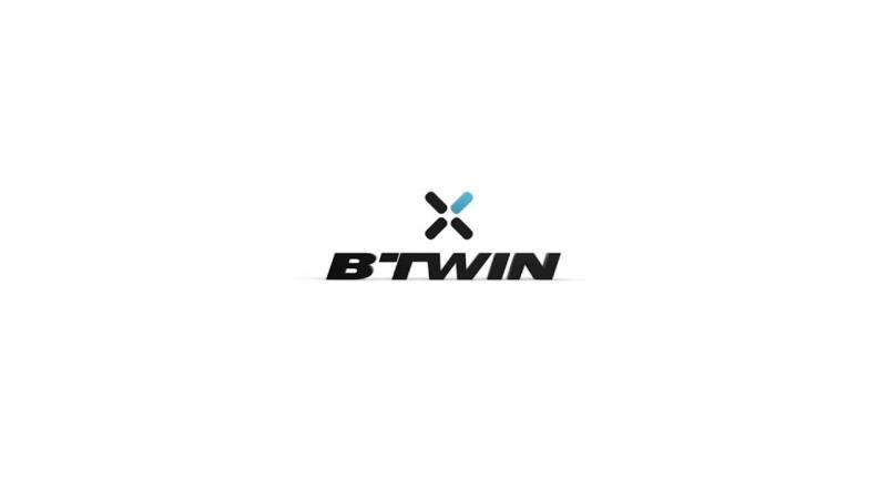 MTB ROCKRIDER 520S BTWIN __ VTT ROCKRIDER 520S BTWIN