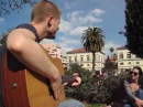 Jay Brannan - Casalinga - Rome, IT (nella Piazza Celimontana)