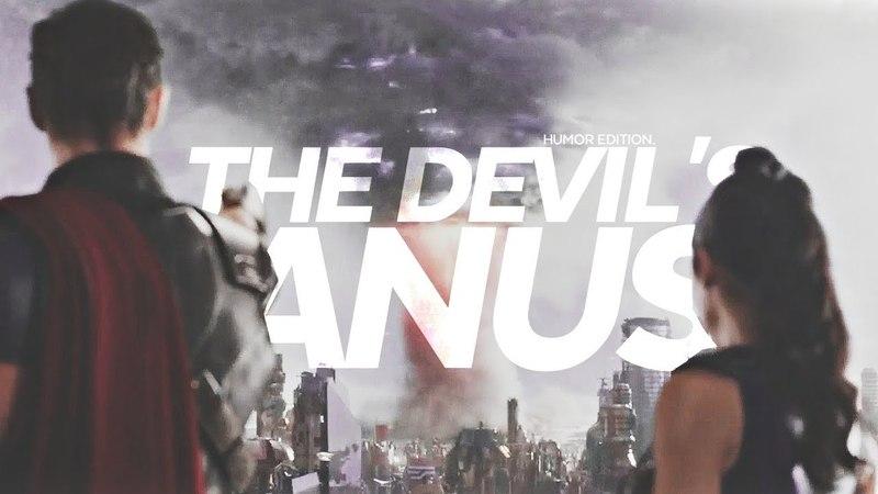 The devil's anus?! | humor edition | thor ragnarok
