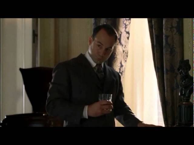 Boardwalk Empire_Michael Stuhlbarg as Arnold Rothstein. Billiards