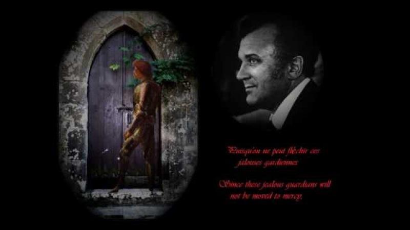 Nicolai Gedda Puisqu'on ne peut fléchir Vainement ma bien aimée 88th birthday tribute
