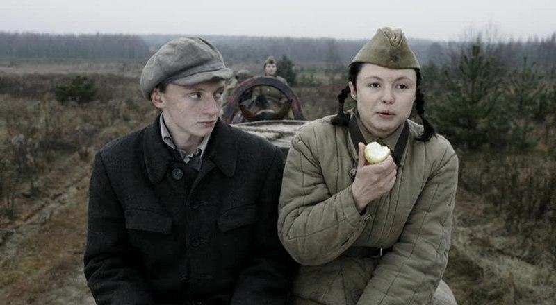 Сериал Наркомовский обоз 1 серия