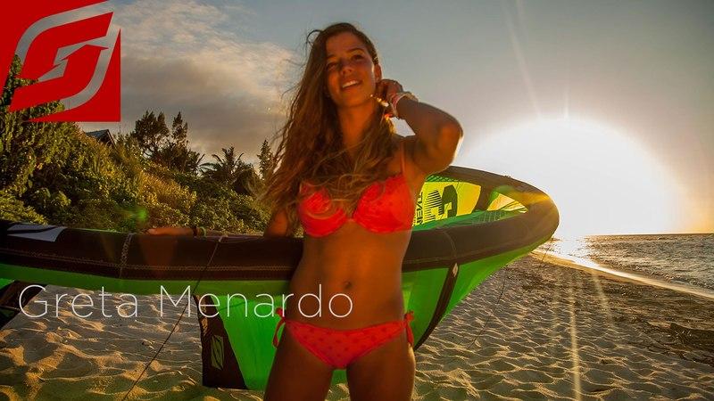 Switch Kiteboarding - Greta Menardo - Hawaii