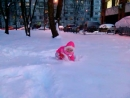 Ох,зимушка-зима!Ульяше 3.5