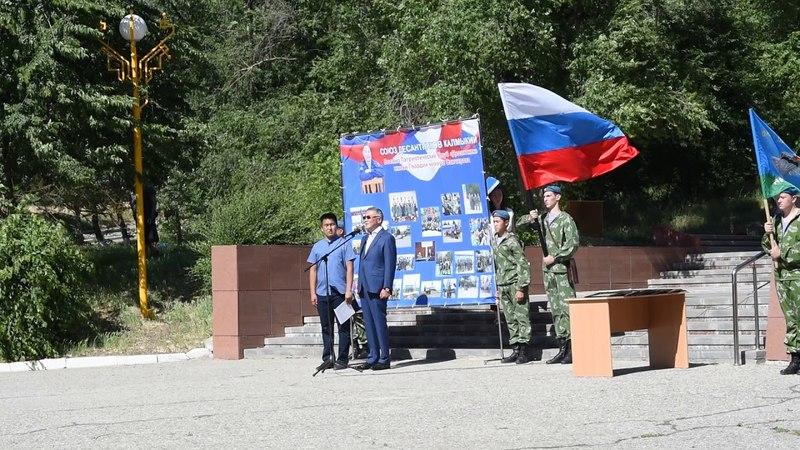 31 05 2018 А Орлов принял участие в торжественном мероприятии