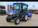 ВНИМАНИЕ Новый трактор ISEKI (с кабиной)