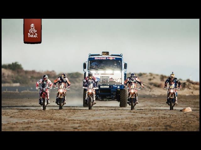 Камаз Мастер.Дакар-2018.Покоритель пустыни!KamaZ Master Dakar 2018