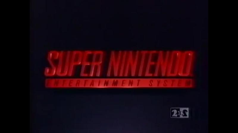 Super Nintendo в России 16 бит удовольствия