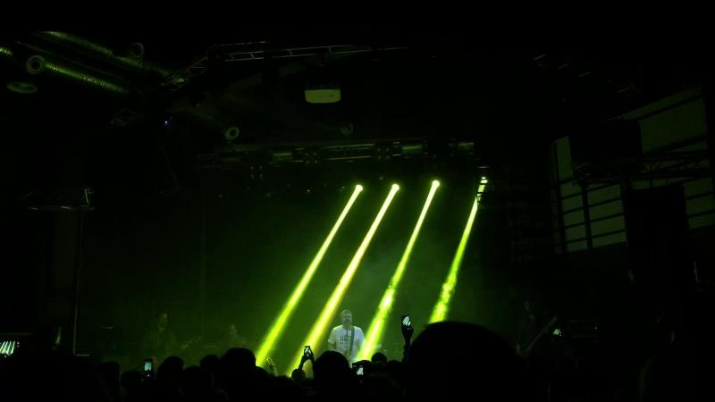 Сплин - Окраины. Концерт в Липецке 20.03.18.