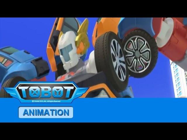 [English Version] Tobot Season1 Ep.20