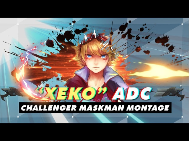XEKO Montage Challenger ADC 4K Video Đẳng cấp xạ thủ Thách Đấu Việt