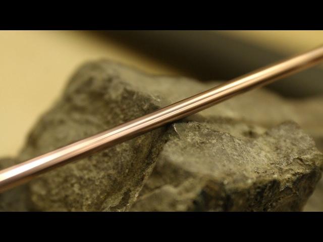 Медь режет камень. Древнеегипетская технология обработки камня.