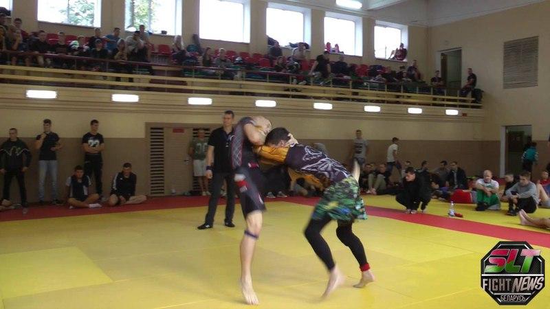 Чемпионат Республики Беларусь по грепплингу UWW (3 ковер) 3.09.2016 г.Минск