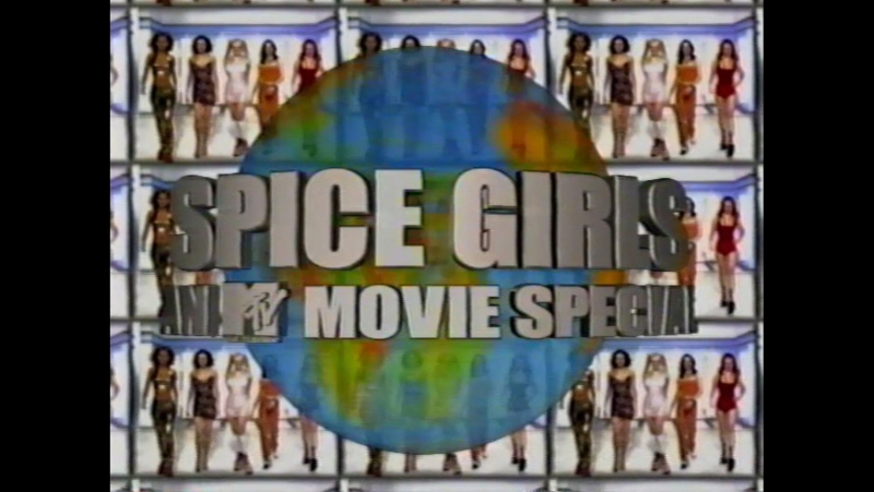 Spice Girls - Spiceworld The Movie MTV Special xx.01.1998