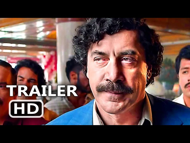 LOVING PABLO Official Trailer 2018 Javier Bardem Penelope Cruz Pablo Escobar Movie HD