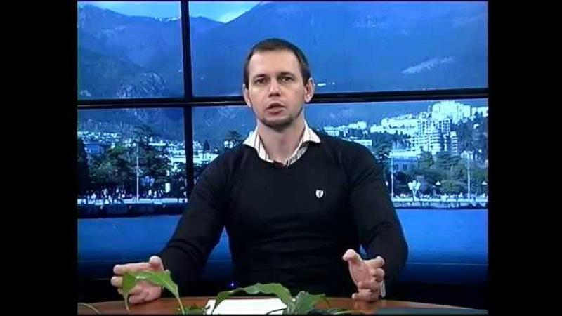 Виновник ДТП без полиса ОСАГО. Ялта ТВ. Выпуск 02.02.2018