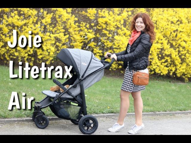 Joie Litetrax Air обзор из Польши