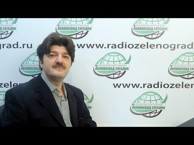 Олег Мельников, врач-кардиолог / Зеленоград сегодня