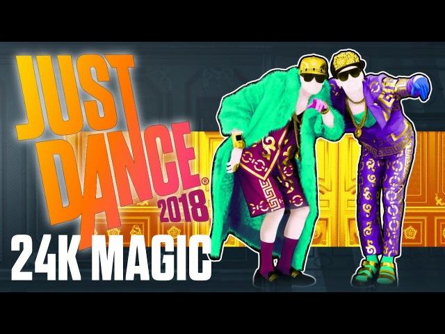 24K Magic - Just Dance 2018 (Demo) - 5 Sta... Superst..... MEGASTAR WTF!